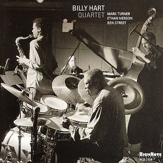 Billy+Hart+-+Quartet