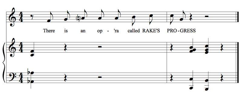 Imaginary Rake